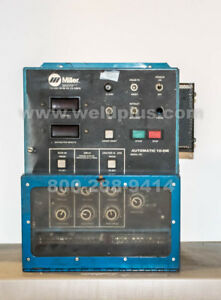Miller Automatic 1d dw Weld Control