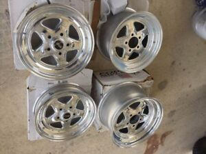 Weld Pro Star Wheels For 79 98 Mustang