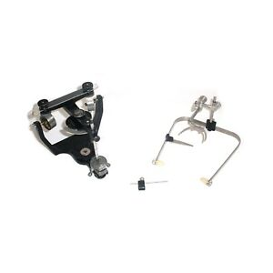Denar Teledyne Hanau Wide vue Ii Dental Articulator W case Bow 2