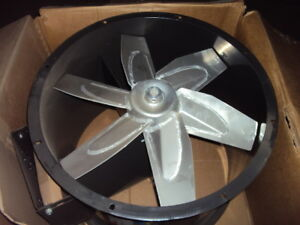 Dayton 3c411 Fan Tubeaxial 24 Belt Drive Without Motor