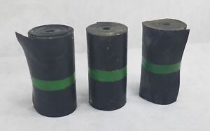 3 Rolls Of Epdm Rubber Roofing Roll 8 Inch X 14 Feet 1 16 Inches Thick C20