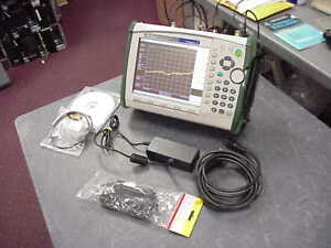 Anritsu Mt8222a Btsmaster With Options 66 67 90 Tested calibrated