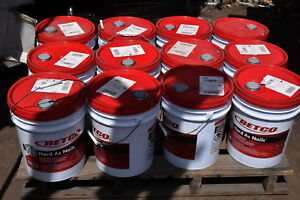 Qty 12 New Sealed Betco 5 Gallon Pails Hard As Nails 659 Gloss Floor Finish