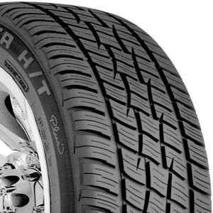 4 New 275 55 20 Cooper Discoverer H t Plus All Season 460ab Tires 2755520