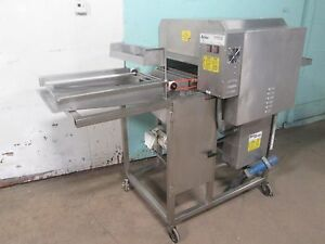 belshaw Tg 50 Commercial H d Donuts Conveyor Thermoglazer Machine 208v 1ph