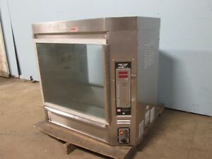henny Penny Tr 8 H d Commercial Digital 208v 3ph Electric Rotisserie Oven