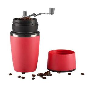 Coffee Grinder Manual Coffee Maker Hand Pressure Espresso Bean Press Coffee Mill $24.75