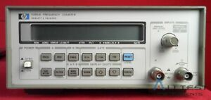 Hp Agilent Keysight 5385a Frequency Counter