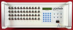 Lightech Lt 1100 Fiber Optic Switch With Lcd Display