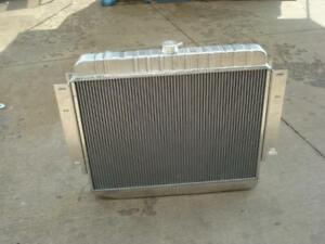 1972 1978 Dodge Pick Up Truck Aluminum Radiator Griffin Made In Usa W trans Cool