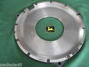New Oem John Deere Tractor Rear Axle 50 K Brake Plate R305374 Models Below