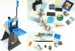 DILLON PRECISION RELOADING PRESS RL550 W PARTS & ACESSORIES