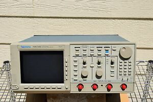 Tektronix Tds540 Four Channel Tek Oscilloscope For Parts Not Working
