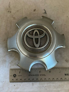 2005 12 Toyota 4runner Tacoma 6 Lug Wheel Hub Cover Center Cap Oe 42603 Ad070
