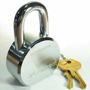 Lock From Master 6230ka Keyed Alike Solid Steel Carbide Shackle Extreme Security