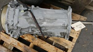 2011 Corvette C6 6 Speed 6l80 Automatic Auto Transmission With Converter 1cya