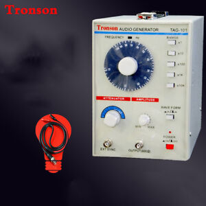 220v 110v Tag 101 Low Frequency Audio Signal Generator Signal Source 10hz 1mhz Y