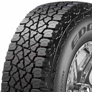 4 New 255 70 17 Kelly Edge At All Terrain Tires 255 70 17