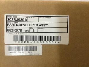 302bj93018 New Developer Unit For Kyocera Mita Km 2530 3035 3530 4030 4035 5035