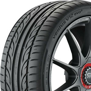 4 New 245 45 17 Hankook Ventus V12 Evo2 All Season 320aaa Tires 2454517