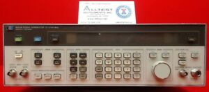 Hp agilent 8642b 001 002 100khz To 2115mhz Synthesized Signal Generator