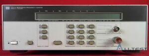 Hp Agilent Keysight 5351a Micro Wave Frequency Counter Opt 001