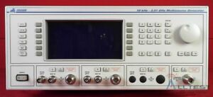 Ifr marconi 2026b 10 Khz To 2 05 2 51ghz Multisource Generator