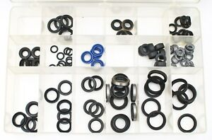 Automatic Transmission Parts Selector Lever O ring Seal Assortment A95