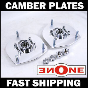 Mk1 Front Camber Plates Strut Mount 07 15 Mini Cooper Coilover Kits R55 R56 R60