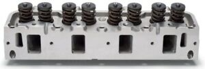 Edelbrock Single Ford Fe 72cc 390 428 Head Comp