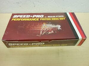 Speed Pro Plasma Moly Rings 4500 5 043 1 16 3 16 R 10452 5 File Fit Bbc 502 540