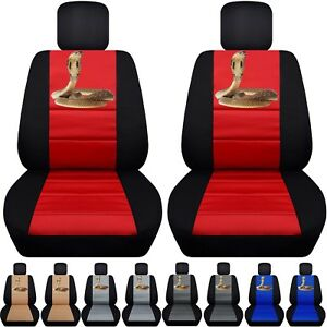 Fits 2008 2017 Ford Expedition Car Seat Covers With Cobra Design Choose Color