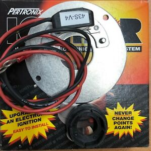 Pertronix 1281d Ignitor Ford 8 Cylinder Dual Point Non Vacuum Advance Dist