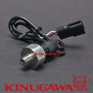 Kinugawa Defi Oil Fuel Pressure Press Sensor For Defi Gauge 6 Months Warranty