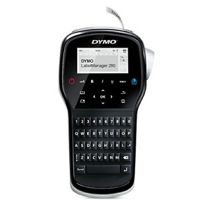 Dymo Label Maker Labelwriter Barcode Usb Rechargeable Pc Mac Handheld Printer