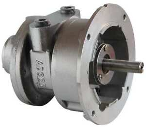 Air Motor 4 Hp 128 Cfm 3000 Rpm Speedaire 22ux48