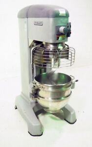 Used Hobart Hl 662 60 Qt Commercial Pizza Bakery Dough Mixer