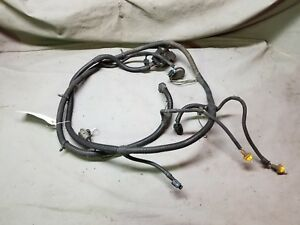Jeep Wrangler Yj Headlight Wiring Harness For 1994 1995 Grille Oem