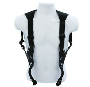 Bulldog Cases P ush Black Rh Universal Shoulder Harness Holster
