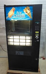 Fastcorp Ice cream Vending Machine Food Automation System Model F631 S3741