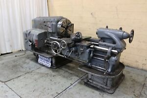 22 X 36 American Pacemaker Engine Lathe Yoder 68719