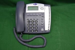 Lot Of 4 At t 945 4 Line Small Business Phones W handset Base 1139