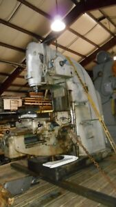 Cincinnati Vertical Milling Machine No 3 In Good Working Condition