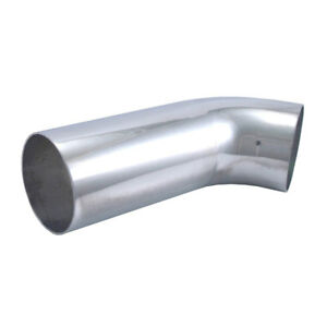 Spectre 97690 4 Od Aluminum Cold Air Intake Tube 60 Degree Elbow