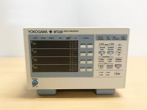 Yokogawa Wt330 Wt332 Digital Power Meter option d c2 g5