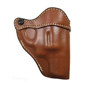 Hunter 5240 Prohide Open Top Holster Rh For S w Bodyguard 38 Special Lea
