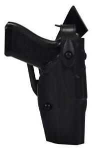 Safariland 6360 283 131 Duty Holster Stx Tactical Black Rh Fits Glock 19