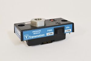 Transmation Pressure Module For 1090 1091 1091plus 1000psig Calibrated