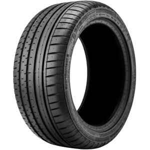 1 New Continental Contisportcontact 2 P225 40r18 Tires 40r 18 225 40 18