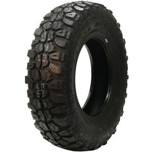 1 New Cordovan Mud Claw Mt Lt33x12 50r15 Tires 12 50r 15 33 12 50 15